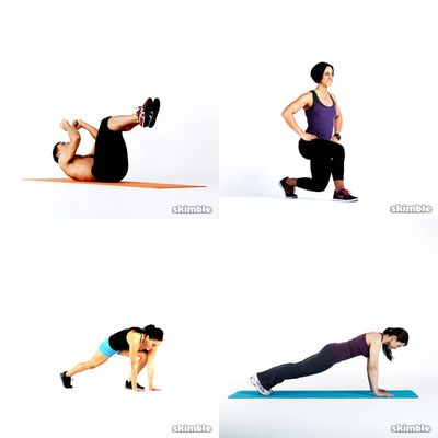 baby weightloss workouts