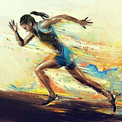 1 Km Treadmill