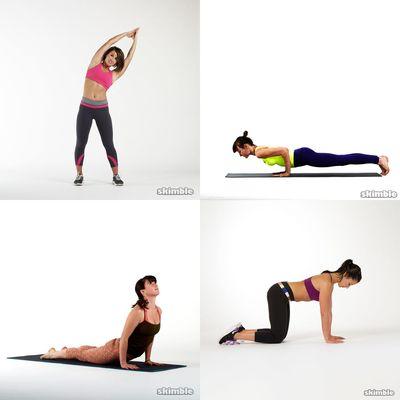 Stretch - Running