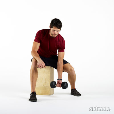 dumb bell workout