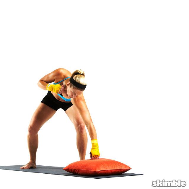 How to do: Strike Downs - Step 6