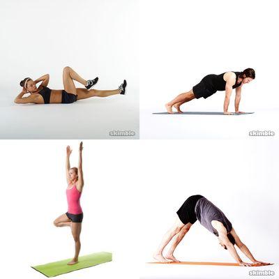 Cool Down ( Yoga)