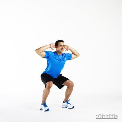 10 组腿部动作