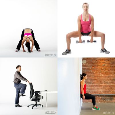 Lower Leg exercises