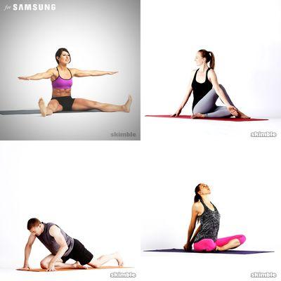 pilates /yoga