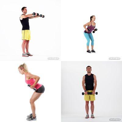 Strength: Upper Body