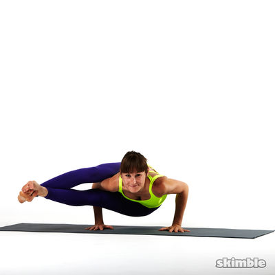 Right Eight-Angle Pose