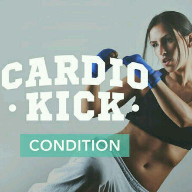 Cardio Kick: Condition (parte 2)
