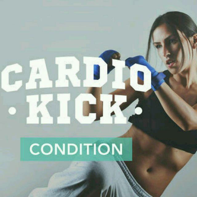 Cardio Kick: Condition (Parte 1)