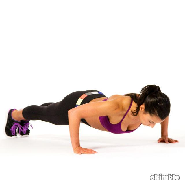 顶级体重动作