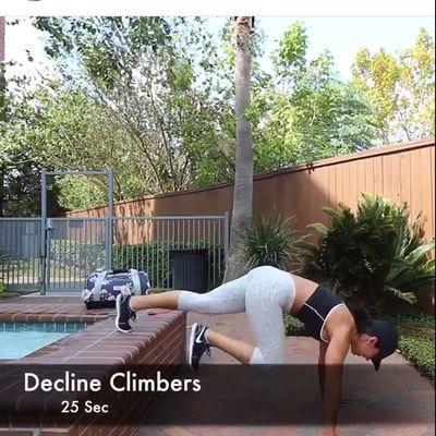 Decline Climbers