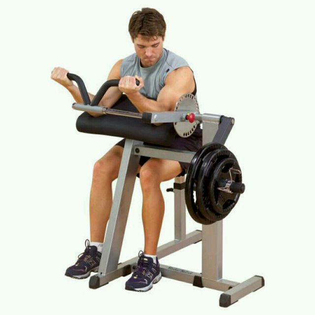 How to do: Biceps Curls - Step 1