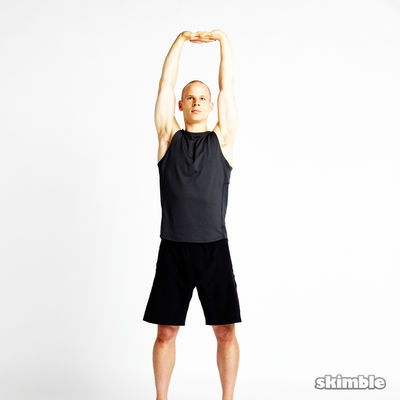 Core and arms workout