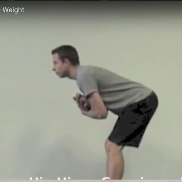 How to do: Hip Hinge + DB - Step 1