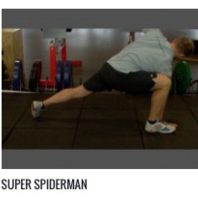 How to do: Super Spiderman - Step 1