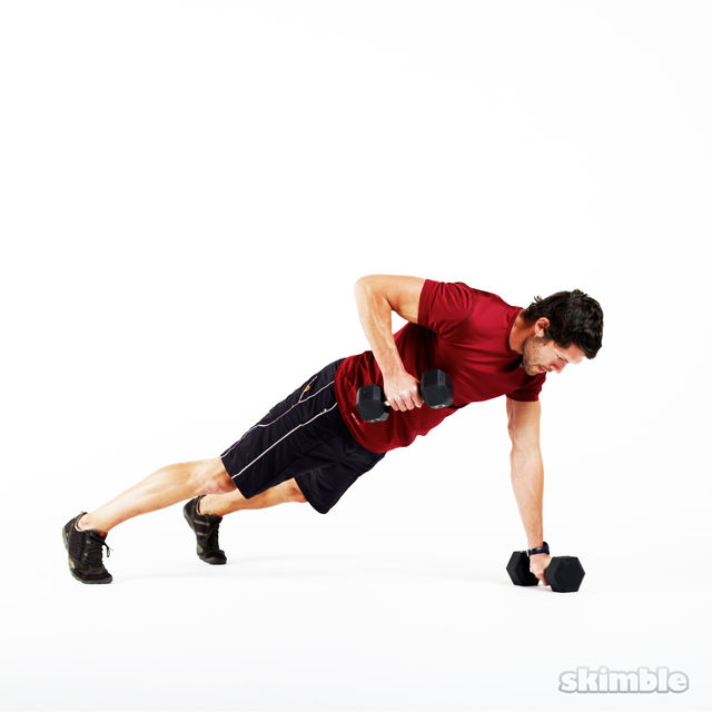 Upper Push and Pull