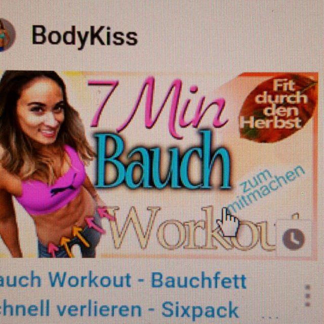 #fitdurchdenherbst Bauch