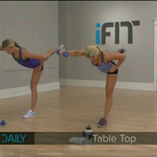 How to do: Table Top - Step 2