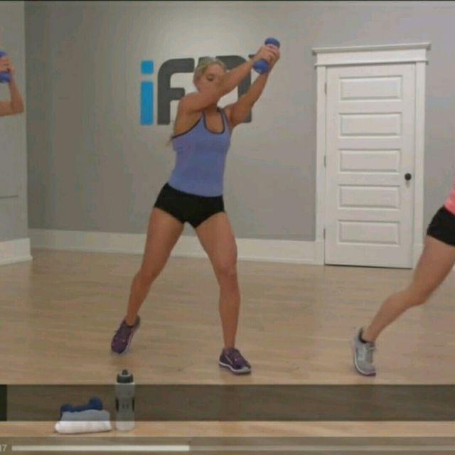 How to do: Full Body Row - Step 1