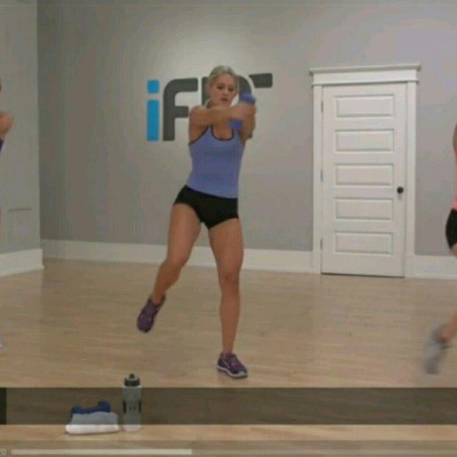 How to do: Full Body Row - Step 2