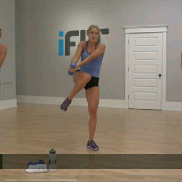 How to do: Full Body Row - Step 3