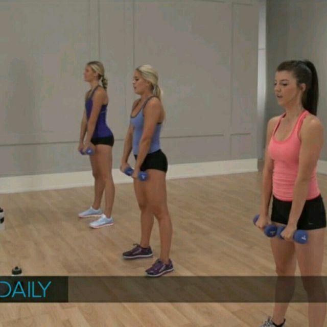 How to do: Shoulder Slide - Step 1