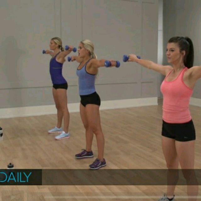 How to do: Shoulder Slide - Step 2