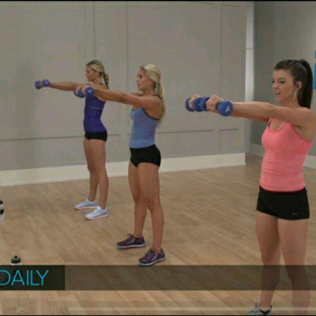 How to do: Shoulder Slide - Step 3