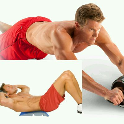 Ab Toning & Strengthing Workout