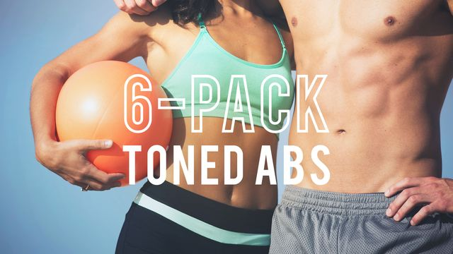 6-Pack Toned Abs