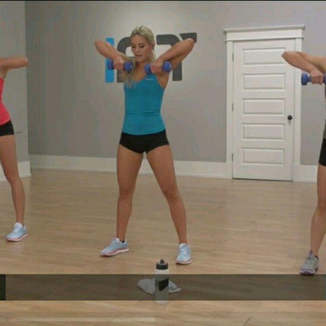How to do: Upright Row - Step 2