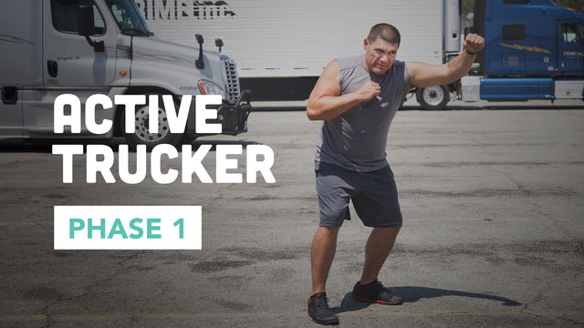 Active Trucker: Phase 1