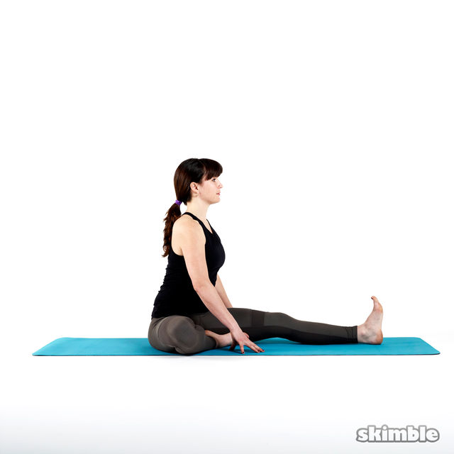 How to do: Head to Knee - Step 3