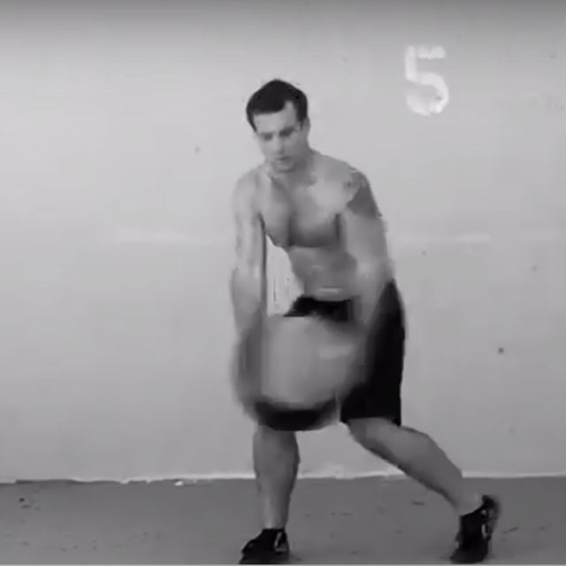 How to do: Medicine Ball Rotational Slam - Step 1