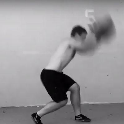 Medicine Ball Rotational Slam