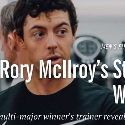 Golf. Rory Mcllroy's Strength And Flexibility Workout