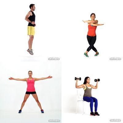 My Workout Programe