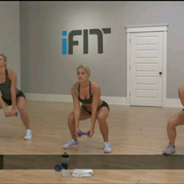 How to do: Squat Chop - Step 1