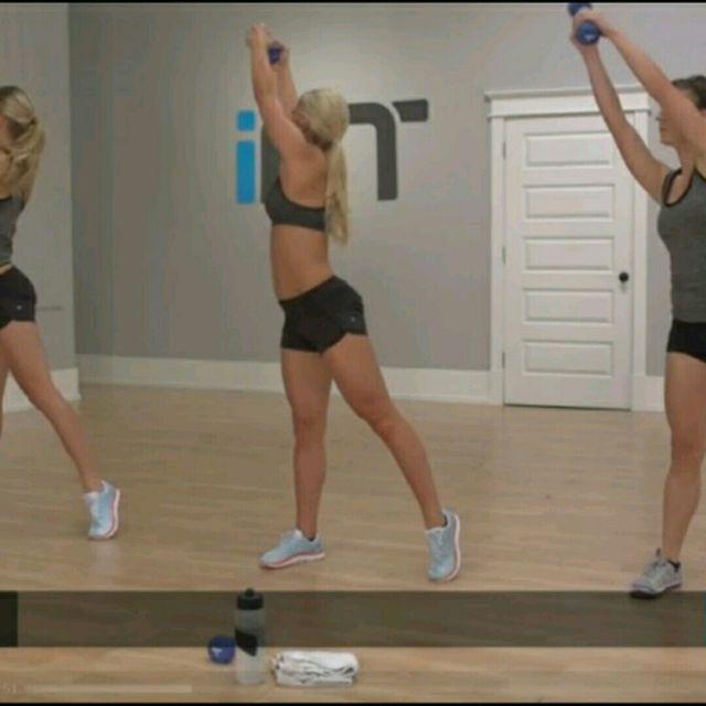 How to do: Squat Chop - Step 2