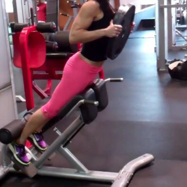 How to do: Hyperextensions - Step 4