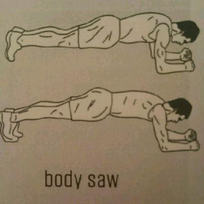 Body Saws