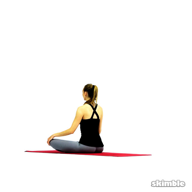 How to do: Seated Archer - Step 1