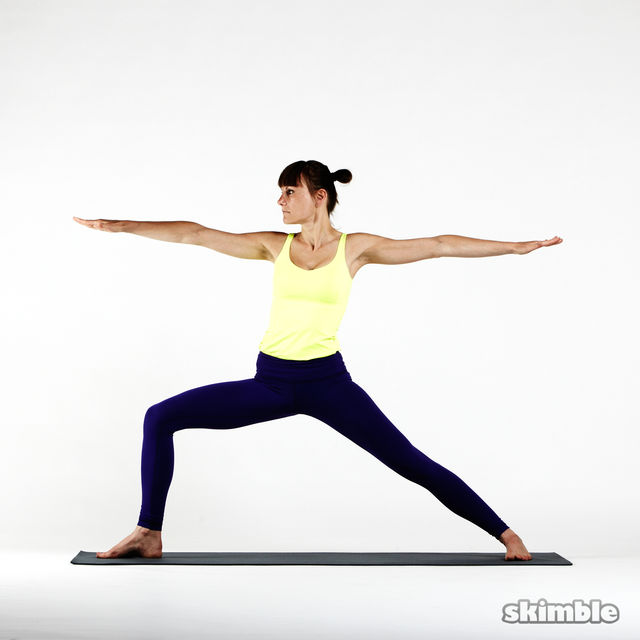 How to do: Right Advanced Hip Opening Sequence - Step 3