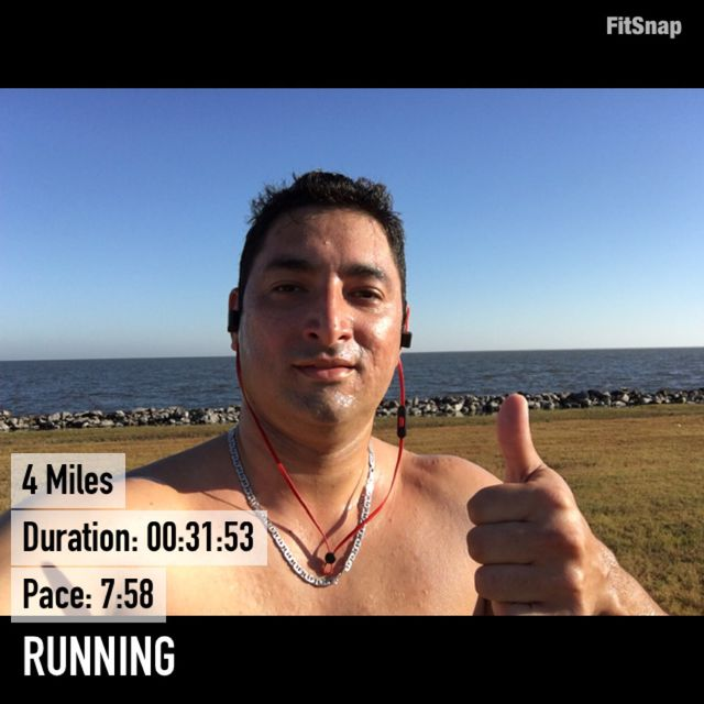 4 Mile Easy Run