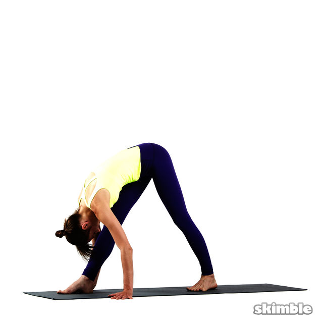 How to do: Right Advanced Hip Opening Sequence - Step 9