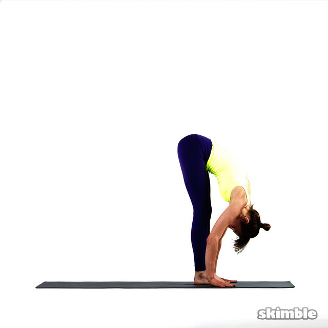 How to do: Left Advanced Hip Opening Sequence - Step 12