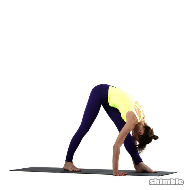 How to do: Left Advanced Hip Opening Sequence - Step 9