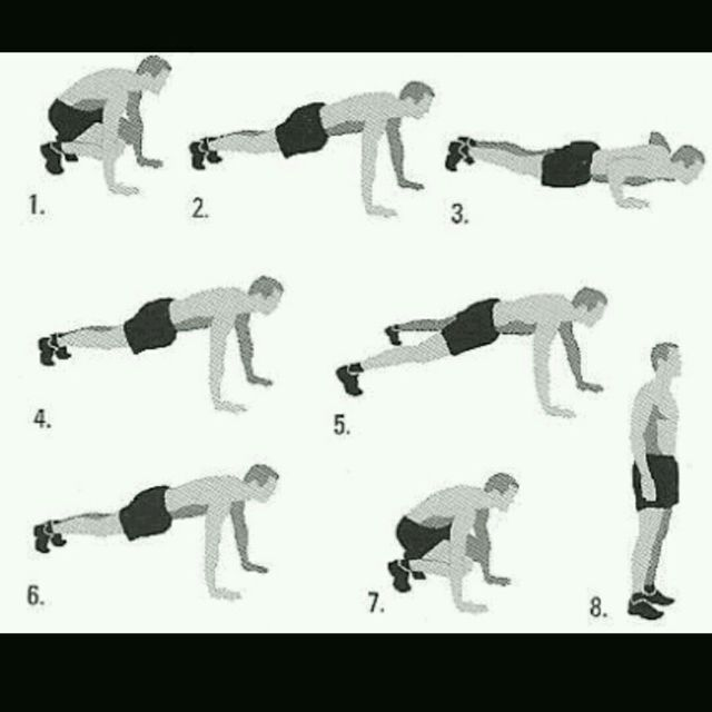 How to do: 8 Point Bodybuilders - Step 1