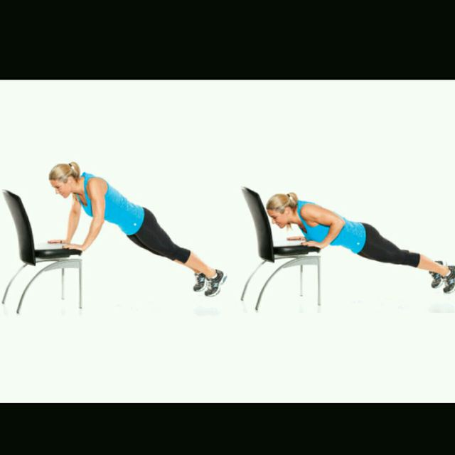 How to do: Pushup Jump Ups - Step 1
