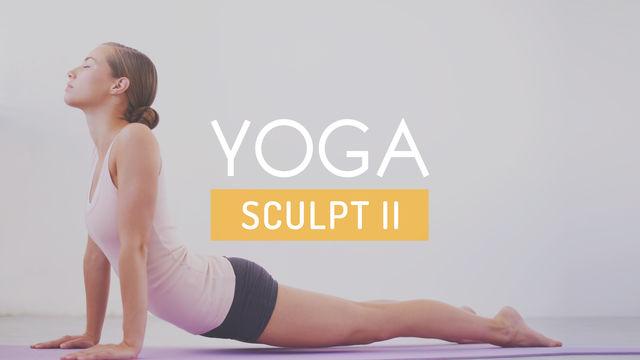 Yoga Sculpt II